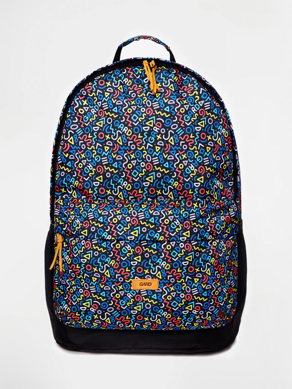 Рюкзак BACKPACK-2 | doodle 4/19
