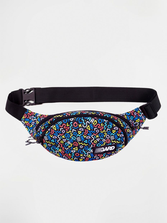 Сумка на пояс WAIST BAG | doodle 4/19
