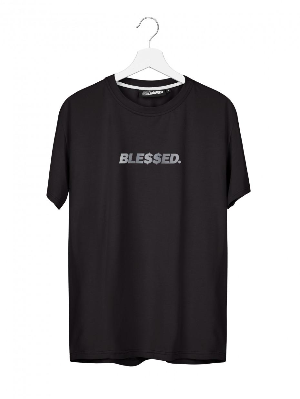 Футболка Blessed | чорний 3/21