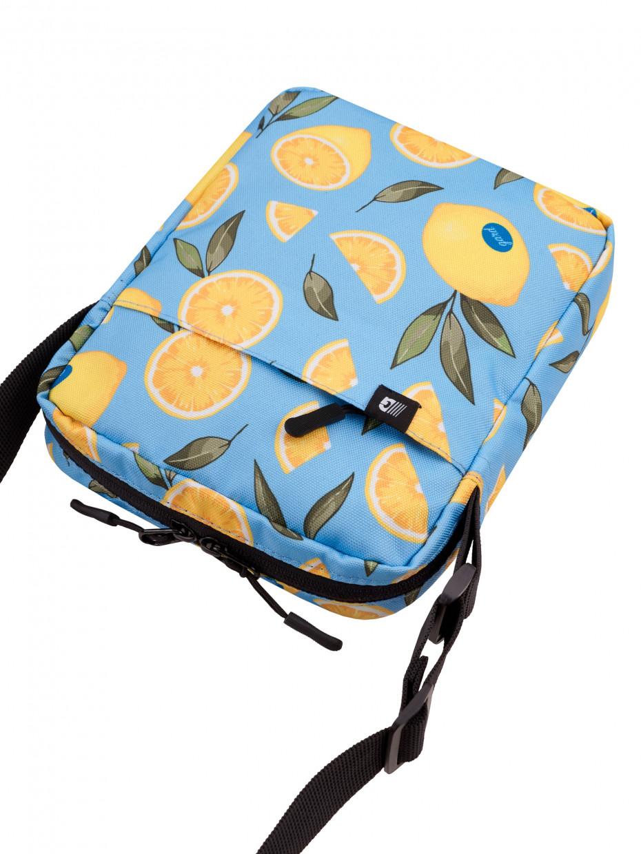 Сумка через плече MINI 3 | блакитний лимон 2/21