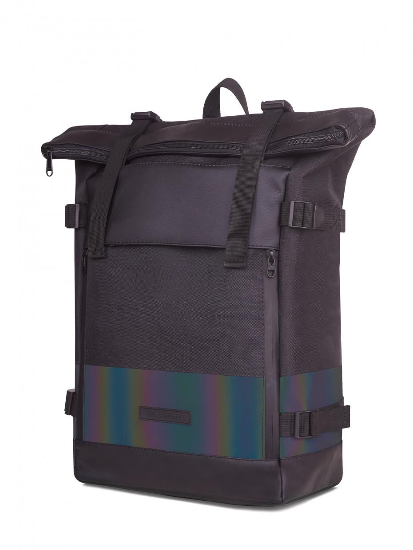 Рюкзак FLY BACKPACK | чорний з рефлективом 2/20