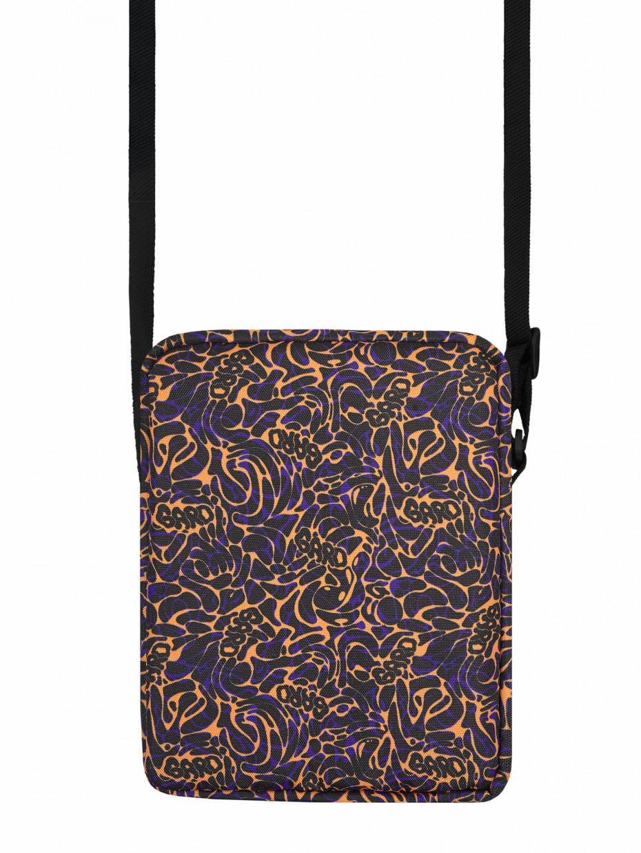 Сумка через плече COLLEGE | water orange violet 3/19