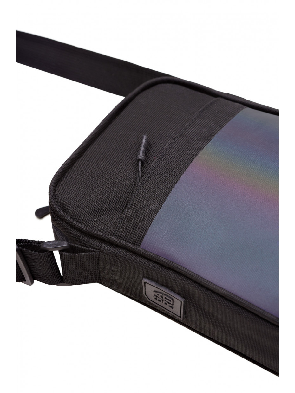 Сумка CORDURA 1000D MINI-3 REFLECTIVE LINE | чорний 1/20