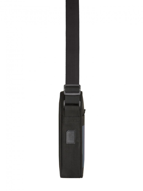 Сумка CORDURA 1000D MINI-3 REFLECTIVE LINE | черный 1/20