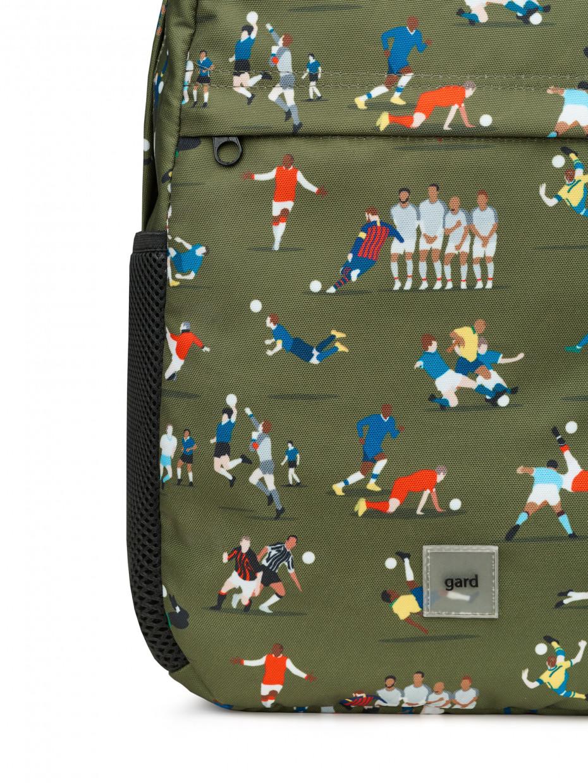 Рюкзак SMASH | зеленый футбол 2/21
