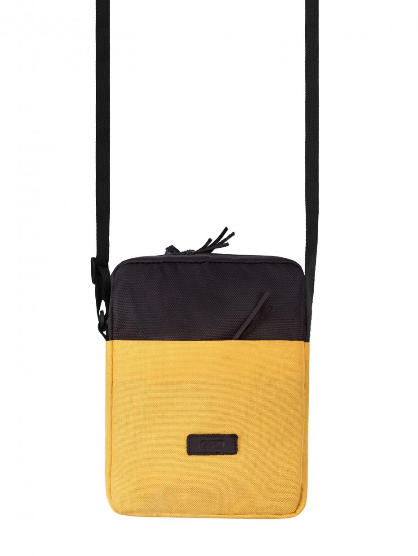 Сумка через плечо MINI | black/yellow 2/17