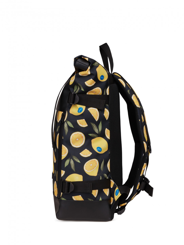 Рюкзак FLY BACKPACK | чорний лимон 2/21