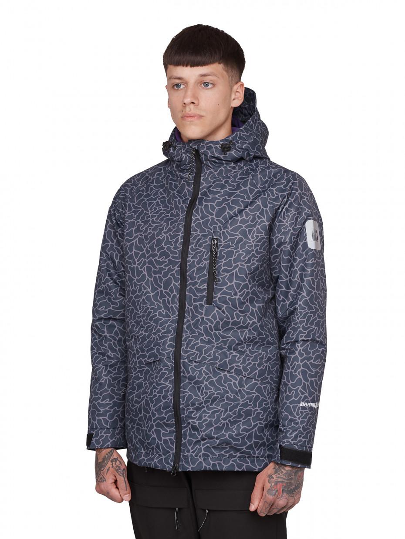 Куртка MІX COLOR I gray stones camo 4/20