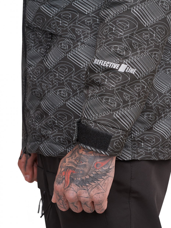 Куртка MІX COLOR I logo 3D 4/20