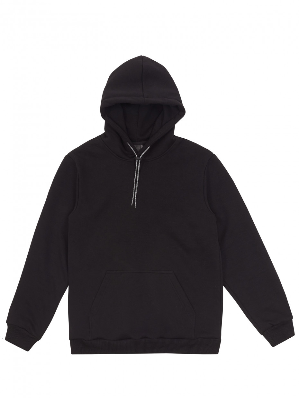 Худі BASIC fleece | чорний 4/21