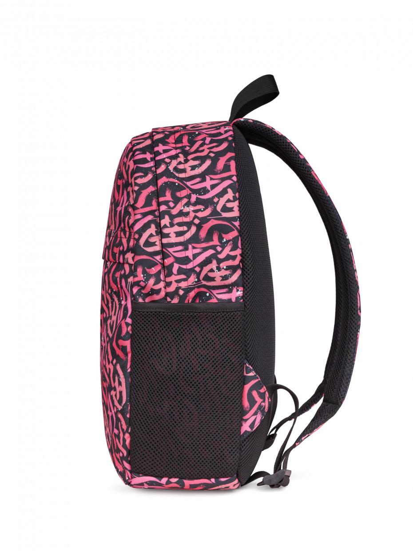 Рюкзак SMASH | рожева каліграфія 2/21