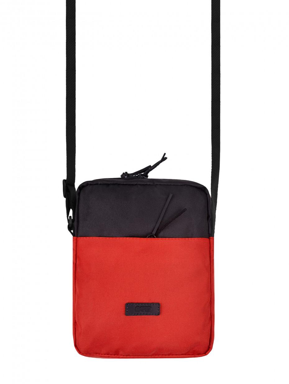 Сумка через плече MINI | black/red 2/18