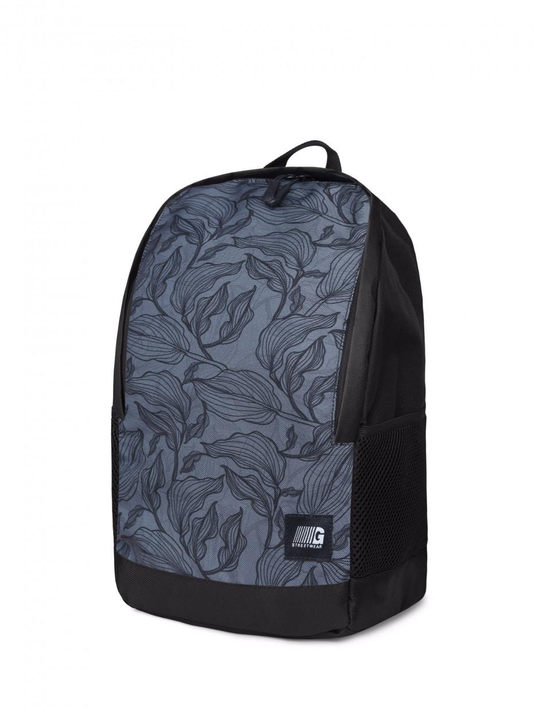 Рюкзак SPORT | gray leaves 4/20