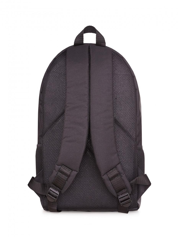 Рюкзак CITY | чорний/яскраво-рожевий 1/20