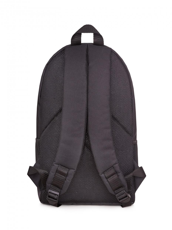 Рюкзак CITY | черный/кораловый 2/20