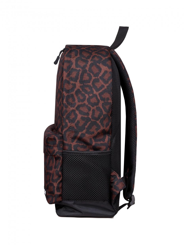 Рюкзак CITY | коричневий леопард 1/20