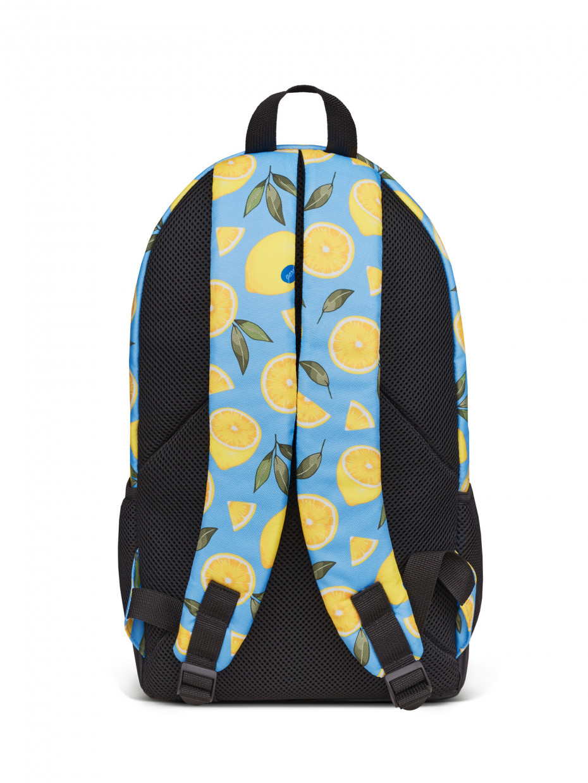 Рюкзак CITY | блакитний лимон 2/21