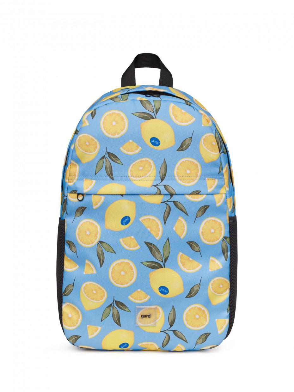 Рюкзак SMASH | блакитний лимон 2/21