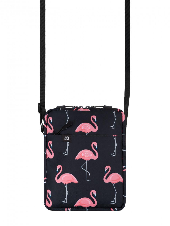 Сумка через плечо MINI 3 | фламинго 2/21