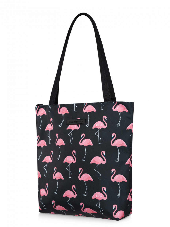 Сумка шоппер | фламинго 2/21