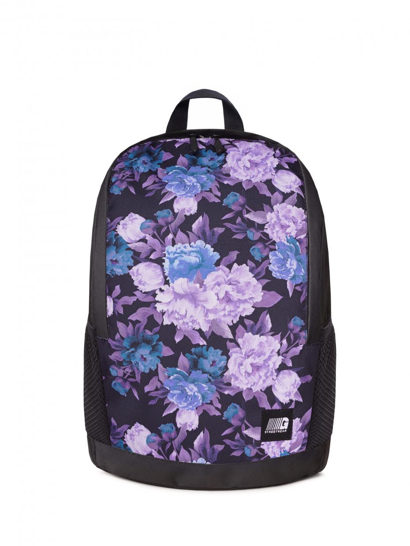Рюкзак SPORT | фиолетовые цветы 3/20