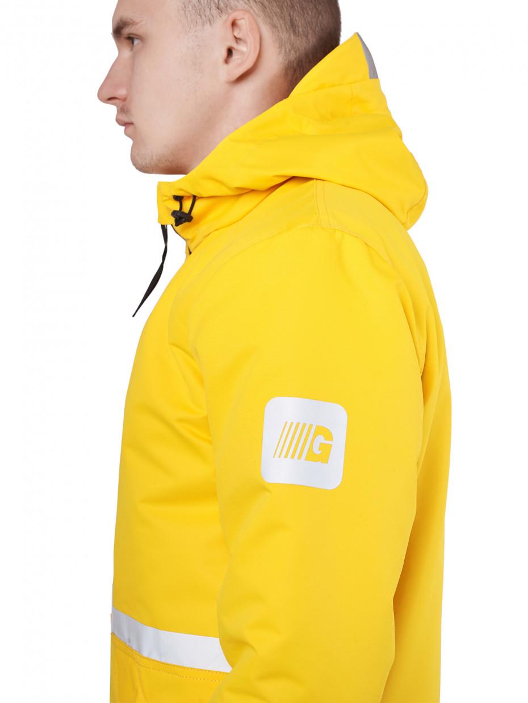 Куртка REFLECTIVE DOTTED JACKET I желтый 4/20