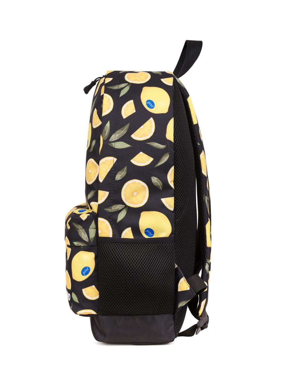 Рюкзак CITY | черный лимон 2/21