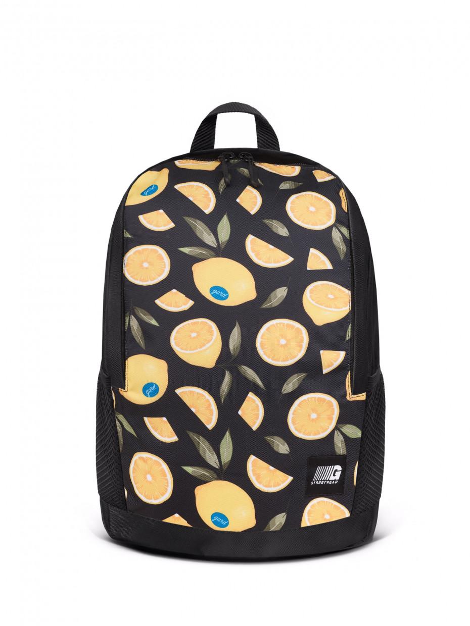 Рюкзак SPORT | черный лимон 2/21