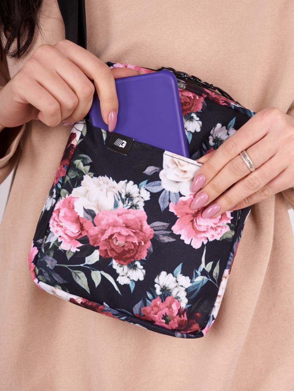Сумка через плече MINI | flowers 4/18