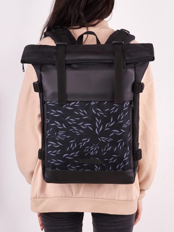 Рюкзак FLY BACKPACK | чорні гілки 1/20