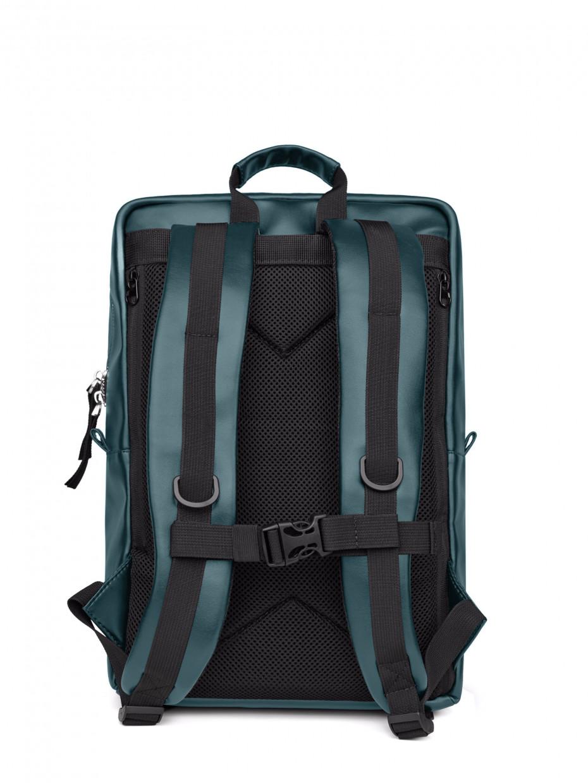 Рюкзак PLEIN | эко-кожа темно-зеленая 2/21