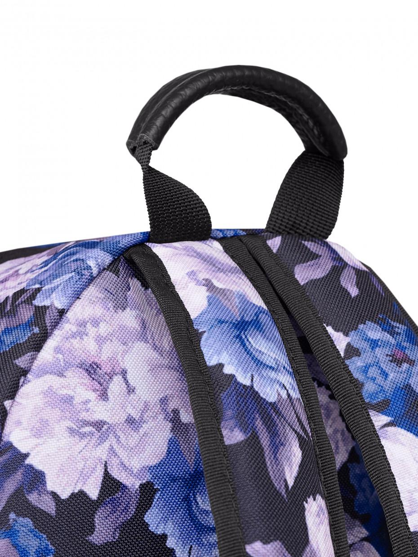 Женский рюкзак RAIN | фиолетовые цветы 4/20