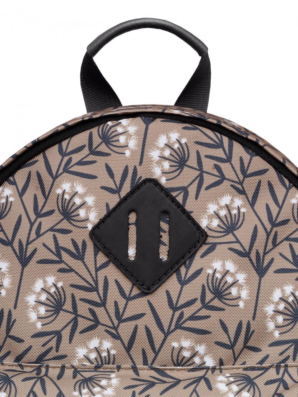 Женский рюкзак RAIN | хаки одуванчики 4/20