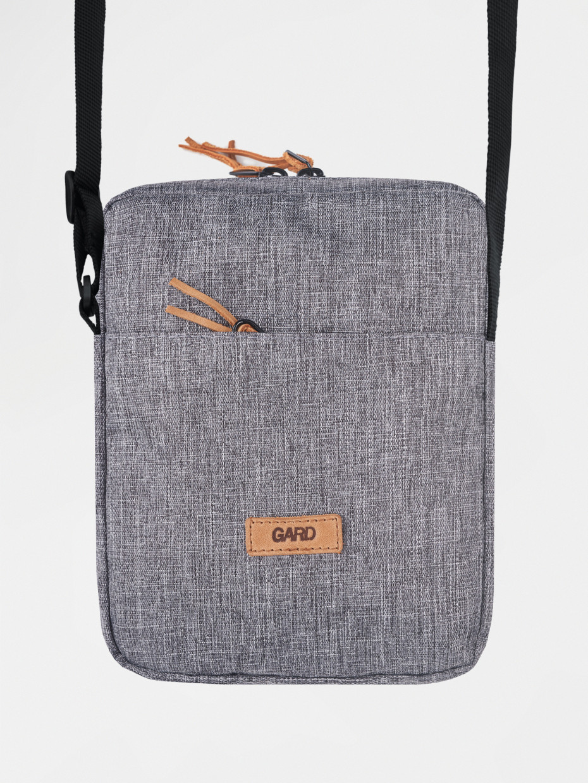 Сумка через плечо MESSENGER MINI BAG | Grey melange 2/18
