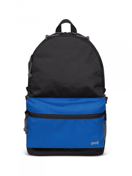 Рюкзак CITY-2 | чорний/синя CORDURA 4/21
