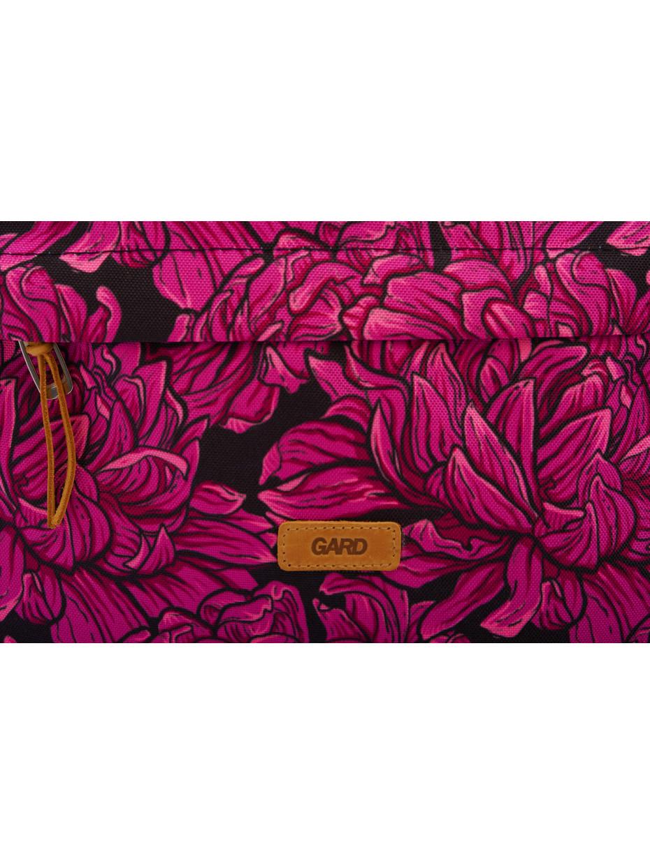 Рюкзак BACKPACK-2 | pink pion print 1/18