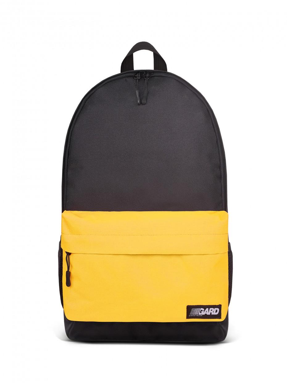 Рюкзак CITY | черный/желтый 1/20