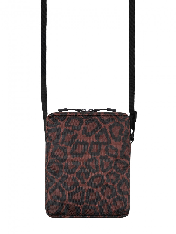 Сумка через плечо MINI 3 | коричневый леопард 3/20