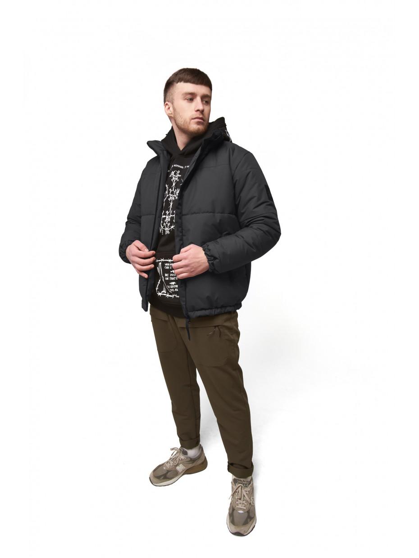 Зимняя куртка FLUFFY MONSTER I графит 4/20