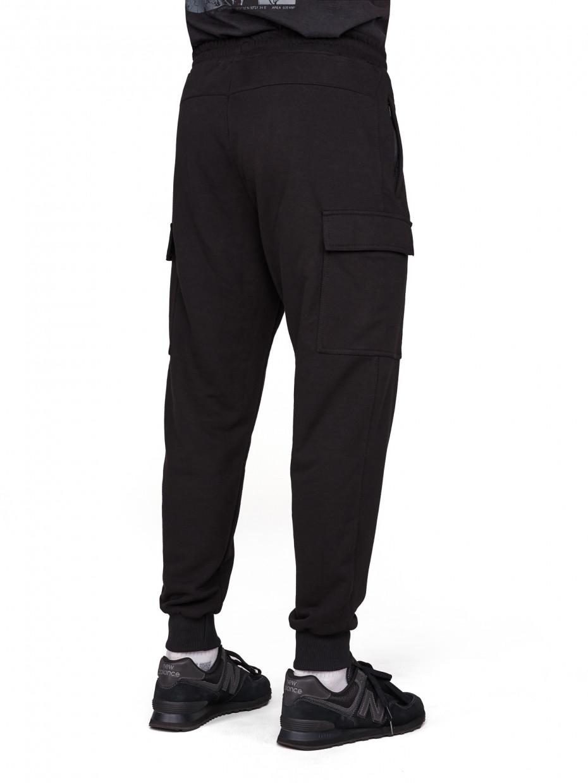 Спортивні штани CARGO GS-2 I чорний 2/21