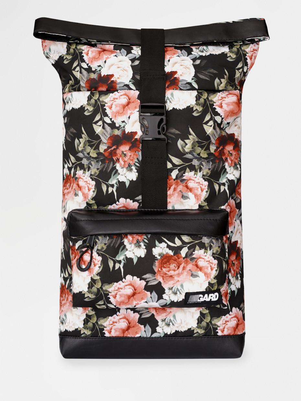 Рюкзак ROLLTOP I flowers 4/18