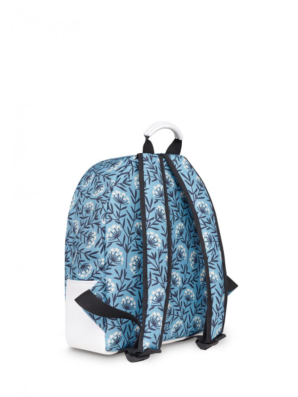 Жіночий рюкзак RAIN | сині кульбаби 4/20