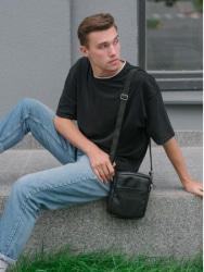Чоловіча сумка через плече